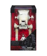 Star Wars Imperial AT-ST Walker and Driver Action Figure. The Black Series. - $69.99