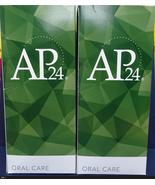 Two pack: Nu Skin Nuskin AP 24 Anti-Plaque Oral Care System in BOX x2 - $120.00