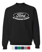 Ford An American Classic Crew Neck Sweatshirt Ford Truck Licensed - $17.39+
