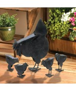 Hen with Chicks Sculpture - $27.95