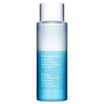 Clarins Instant Eye Make-Up Remover Lotion 4.2 fl oz  - $25.72