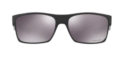 Oakley TwoFace Sunglasses OO9189-37 Polished Black  Prizm Black Lens