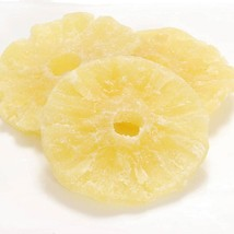 Dried Pineapple Rings - 1 resealable bag - 14 oz - $7.28