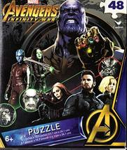 Marvel Avengers - 48 Pieces Jigsaw Puzzle - v12 - $9.45