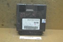 2003 Buick Century Regal Body Control Module BCM 10317908 Unit 229-6D5 - $19.99