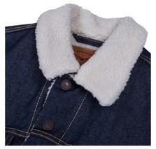 New Levi's Men's Premium Button Up Sherpa Fleece Lined Multi Pocket Denim Vest image 8