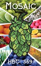 Hops Mosaic 3 Oz Hop Pellets Hopunion Nitrogen Foil Pack Home Brewing Beer Kit - $11.83