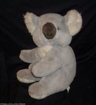 """13 """" Vintage Russ Berrie Co Bambino Euca Koala Orsacchiotto Peluche Peluche - $17.59"""