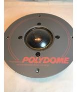 INFINITY 902-4955 Polydome Mid-Range RSlll RS-4b RS-5b RS-6b RS6 RS4 Kap... - $37.05