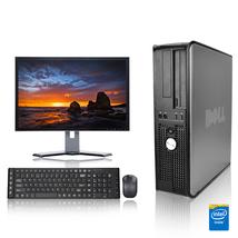 Dell Computer 3.0 GHz PC 4GB RAM 500 GB HDD Windows 10 Office 365 - $314.34