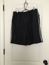 Russell Athletic Adult Athletic Apparel Shorts Sz M Blue  - $35.10
