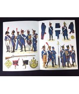 L'Armee Francaise Artillerie A Pied Guides 1804-1815 Planche No 28 Early... - $9.95