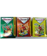 Glucon-D  Instant Energy  200 GM  Original / Orange / Lemon Energy Drink - $9.75