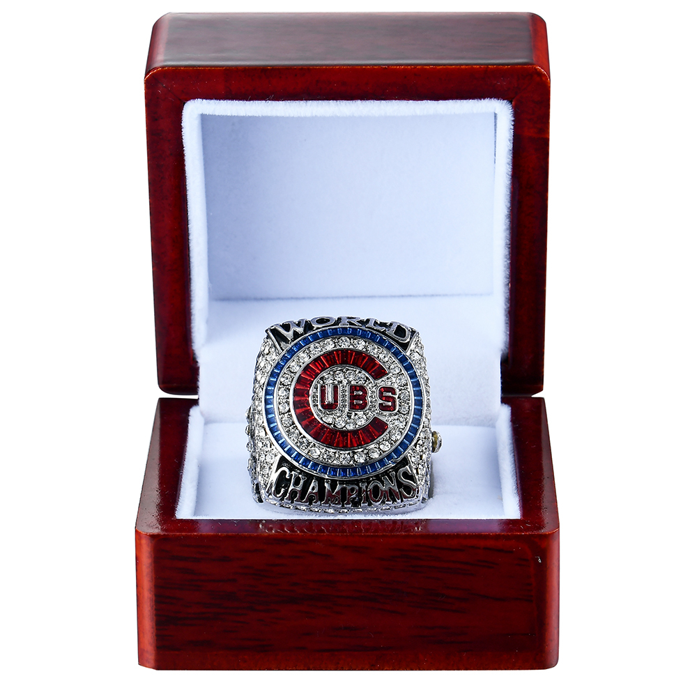 Chicago Cubs World Series Championship Ring 2016 (Bryant) Sizes 8-13
