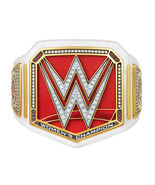 Wwe women raw championship new title belt gold belt thumbtall