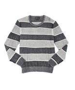 Inc International Concepts Men's Penifield Striped Cotton Sweater Deep B... - $29.45