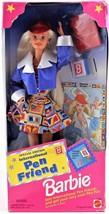 Special Edition International Pen Friend Barbie NIB 1995 - $18.69