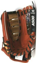 Wilson Authentic MLB Collection A500 Willson Contreras 12 1/2 In Leather... - $65.99