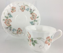 Wedgwood Cottage Rose Demitasse cup & saucer - $10.00