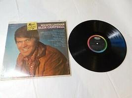 Wichita Lineman Glen Campbell Stereo Capitol Records Record LP Vinyl - $16.00