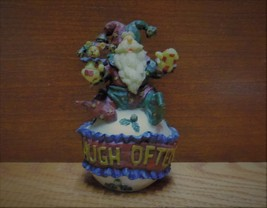 """1997 The Boyds Collection Carvers Choice """"Laugh Often"""" - $12.99"""