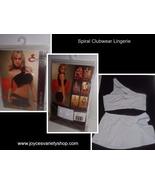 Spiral Lingerie Clubwear NIP SZ XL Style 2019 White Two Piece - $15.99