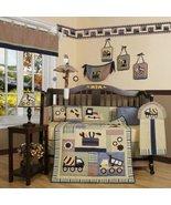 Baby Constructor Boutique 13 Piece Crib Bedding Set - $129.99