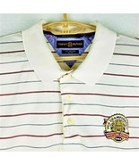 Tommy Hilfiger Mens Golf Shirt PGA Championship Whistling Straits 2004 2XL - $24.21