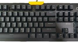 Croad K38 Mechanical Gaming Keyboard English Korean Waterproof (Blue Switch) image 7