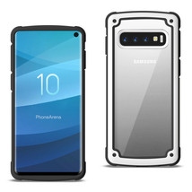 SAMSUNG GALAXY S10 Heavy Duty Rugged Shockproof Full Body Case - $10.50