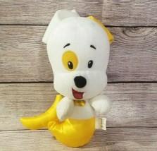 Nanco Nick Jr Bubble Guppies Plush Puppy Mermaid Stuffed Animal White Ye... - $14.54