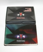 2000 Pontiac Bonneville Factory Original Owners Manual Book Portfolio #48 - $17.77