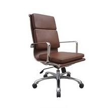 Woodstock Hendrix Group High Back Chair Brown - $349.00