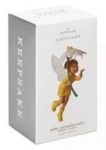 HALLMARK 2018 New APRIL SHOWERS FAIRY #3 in Friendly Fairy Series Ornament - $39.99