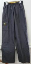 Wonder Wink Womens Scrub Cargo Pants Size S Small Style 5016 Gray - $15.95