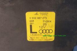 97-99 Audi A8 Quattro HID Xenon Headlight Head Lights Set LH&RH image 8