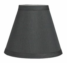 "Urbanest Chandelier Lamp Shade, 3x6x5"", Gray - $9.89+"