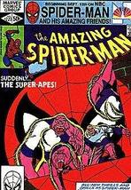 Amazing Spider-Man 223 [Comic] [Jan 01, 1963] Marvel - $3.92