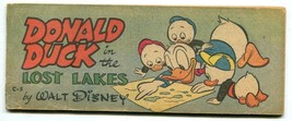 Donald Duck in the Lost Lakes - Wheaties Giveaways Comic C-5 - $30.26