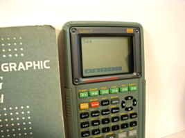 Casio CFX-9800G-w Color Graphing Calculator. - $24.99