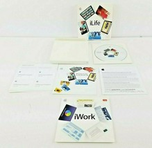 Apple iLife 08 Family Pack Software for Mac iPhoto iMovie iWeb, Complete... - $12.30