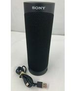 Sony - SRS-XB23 Portable Bluetooth Speaker - Black - USB Charging Cord I... - $54.44