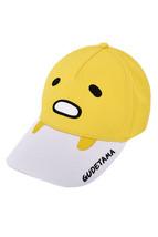 Unisex Gudetama Cute Summer Hat Cosplay Cap Lazy Egg Cap - $13.58