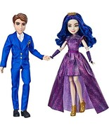 Disney Descendants 3 Royal Couple Engagement, 2-Doll Pack with Fashions ... - $99.99