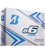 Bridgestone 2019 e6 Lady Golf Balls (One Dozen)   White . - $24.99
