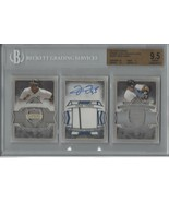 FRANK THOMAS 2015 TOPPS SUPREME SUPREME SCOPE AUTO RELIC BOOK 1/10 BGS 9... - $990.00