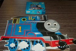 Ravensburger THOMAS THE TANK ENGINE SHAPED FLOOR PUZZLE 24 Giant Pieces - $16.34