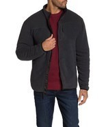 weatherproof Faux Shearling Lined Funnel Neck Jacket Full Zip Men's M Na... - $22.28
