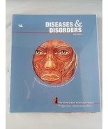 Diseases & Disorders 2nd Edition The World's Best Anatomical Charts Book... - $13.43