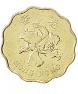 HONG KONG 20 Cents, 1998, KM:67, UNC World Coin - $36,50 MXN